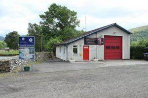 Station photograph